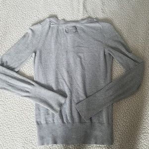 American Eagle Outfitters Sweaters - American eagle gray long sleeve